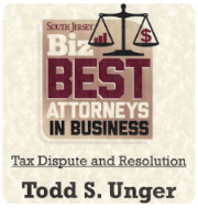 South Jersey Biz Best Attorneys in Business